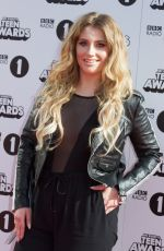 ELLA HENDERSON at Radio One Teen Awards at Wembley Arena in London