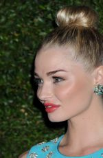 EMMA RIGBY at Michael Kors Launch of Claiborne Swanson Frank