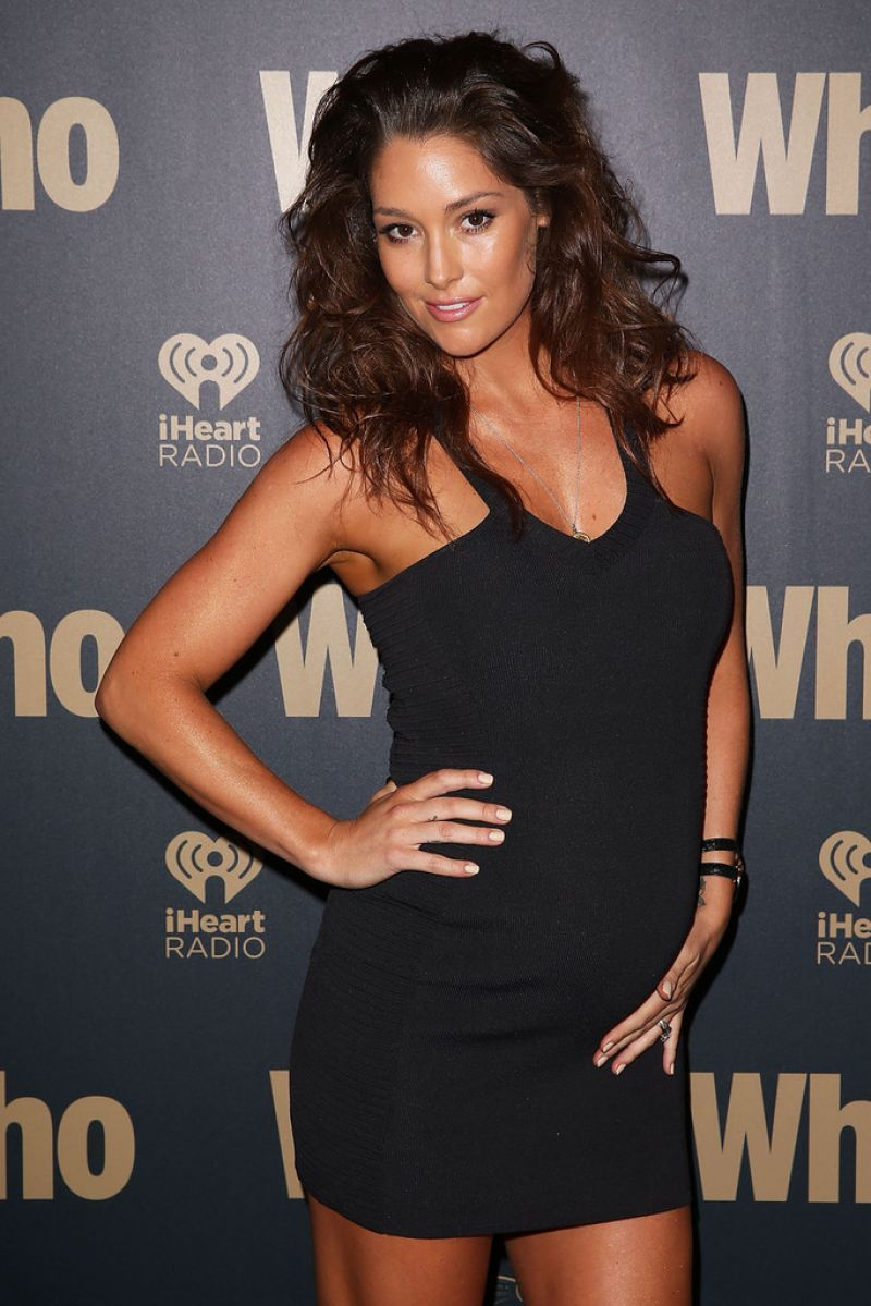 ERIN MCNAUGHT at Who's Sexiest People Party in Sydney