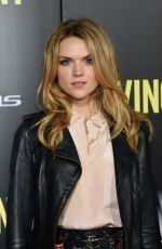 ERIN RICHARDS at St. Vincent Premiere in New York