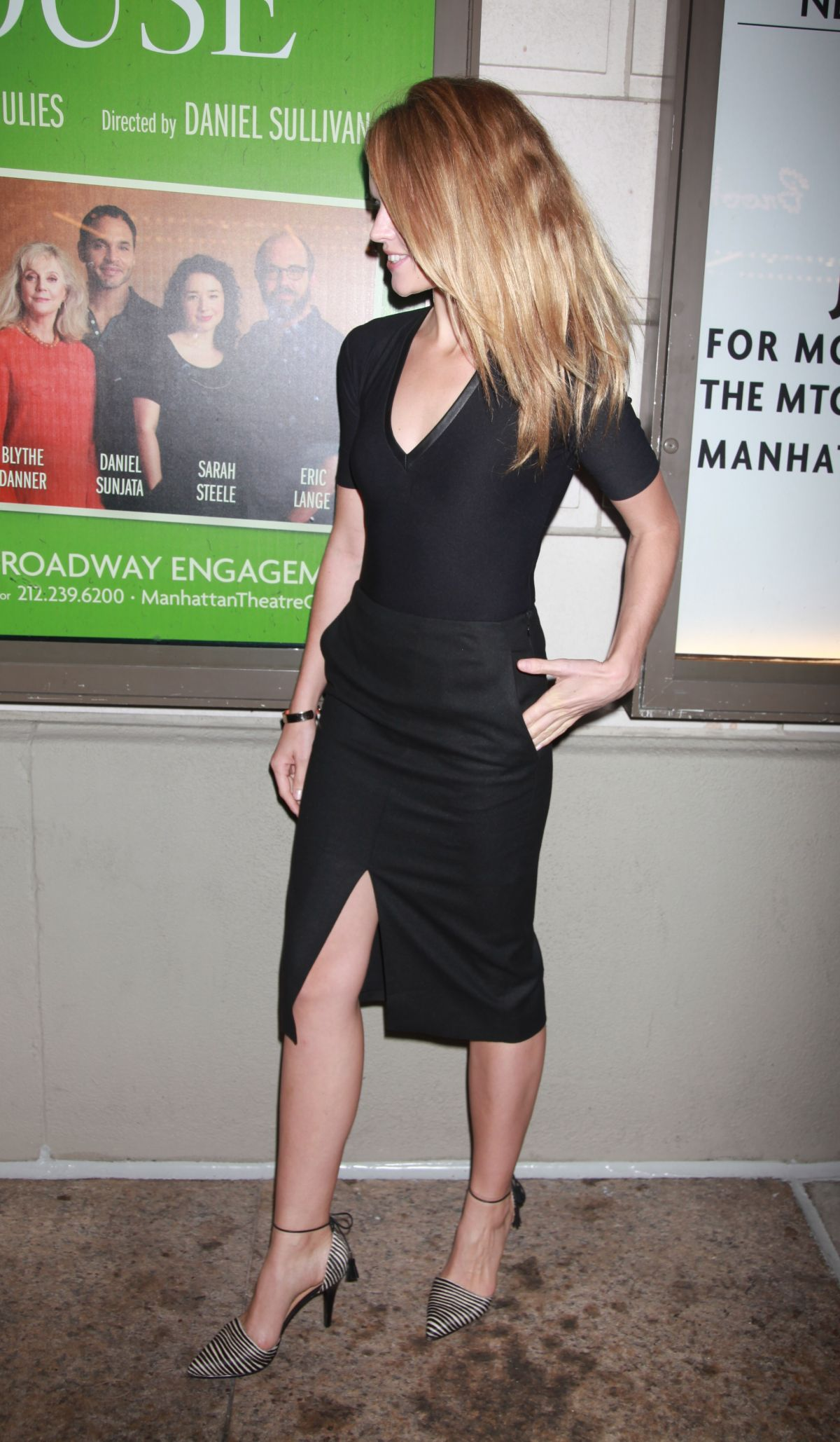 ERIN RICHARDS at The Country House Opening Night in New York