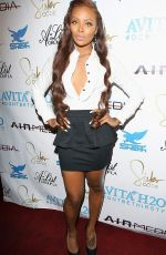EVA MARCILLE at Sister Code Wrap Party at Xen Lounge in Los Angeles