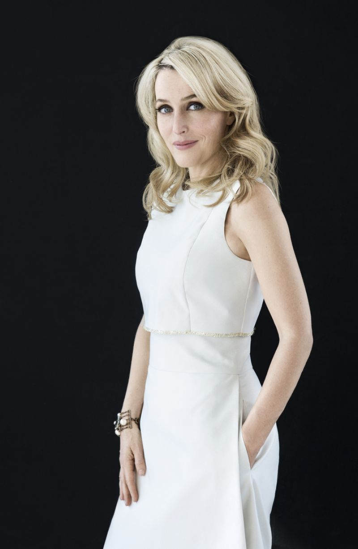Gillian Anderson Alex Martinez Photoshoot Hawtcelebs