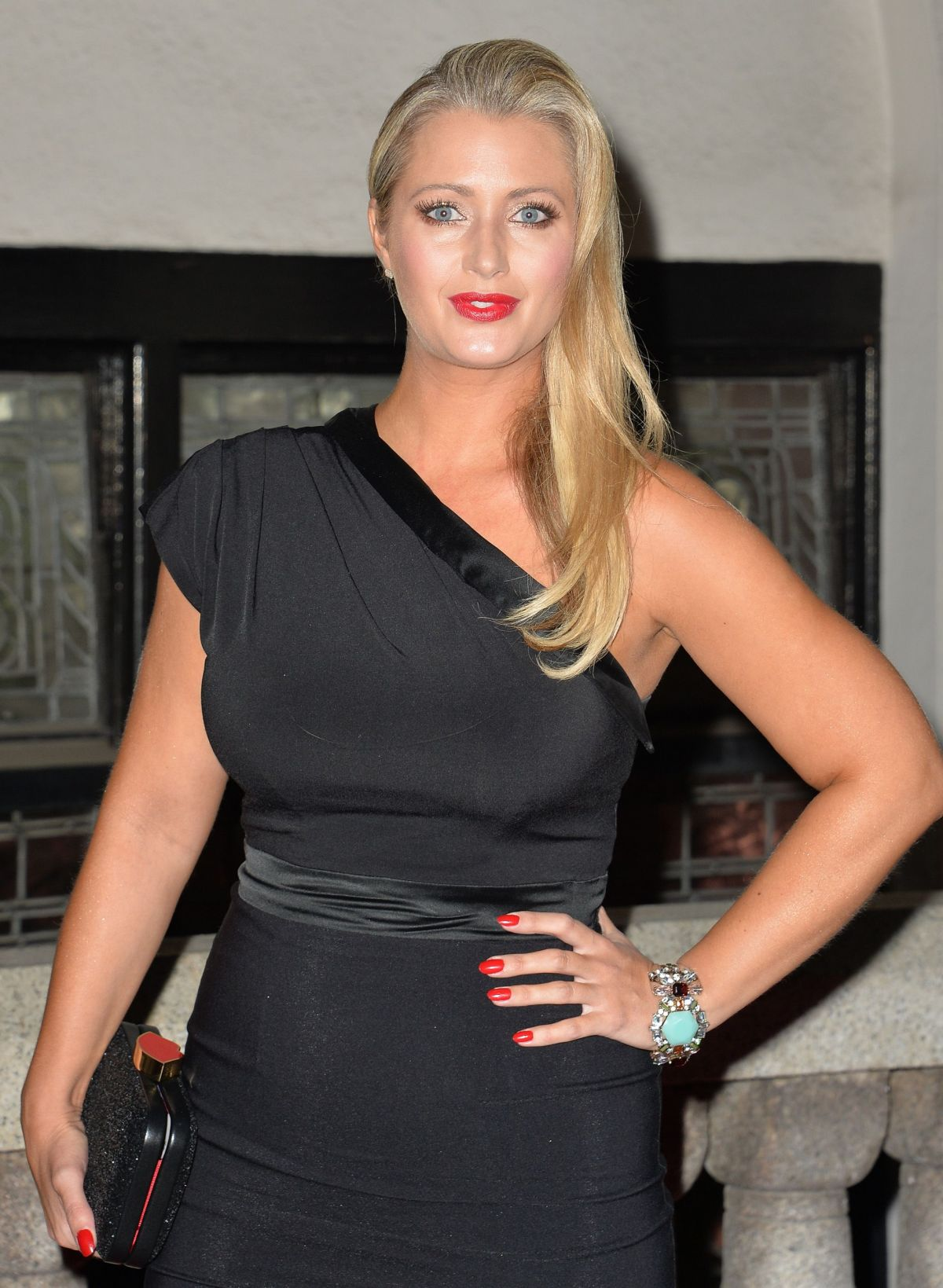 HAYLEY MCQUEEN at Inspiration Awards for Women at Cadogan Hall