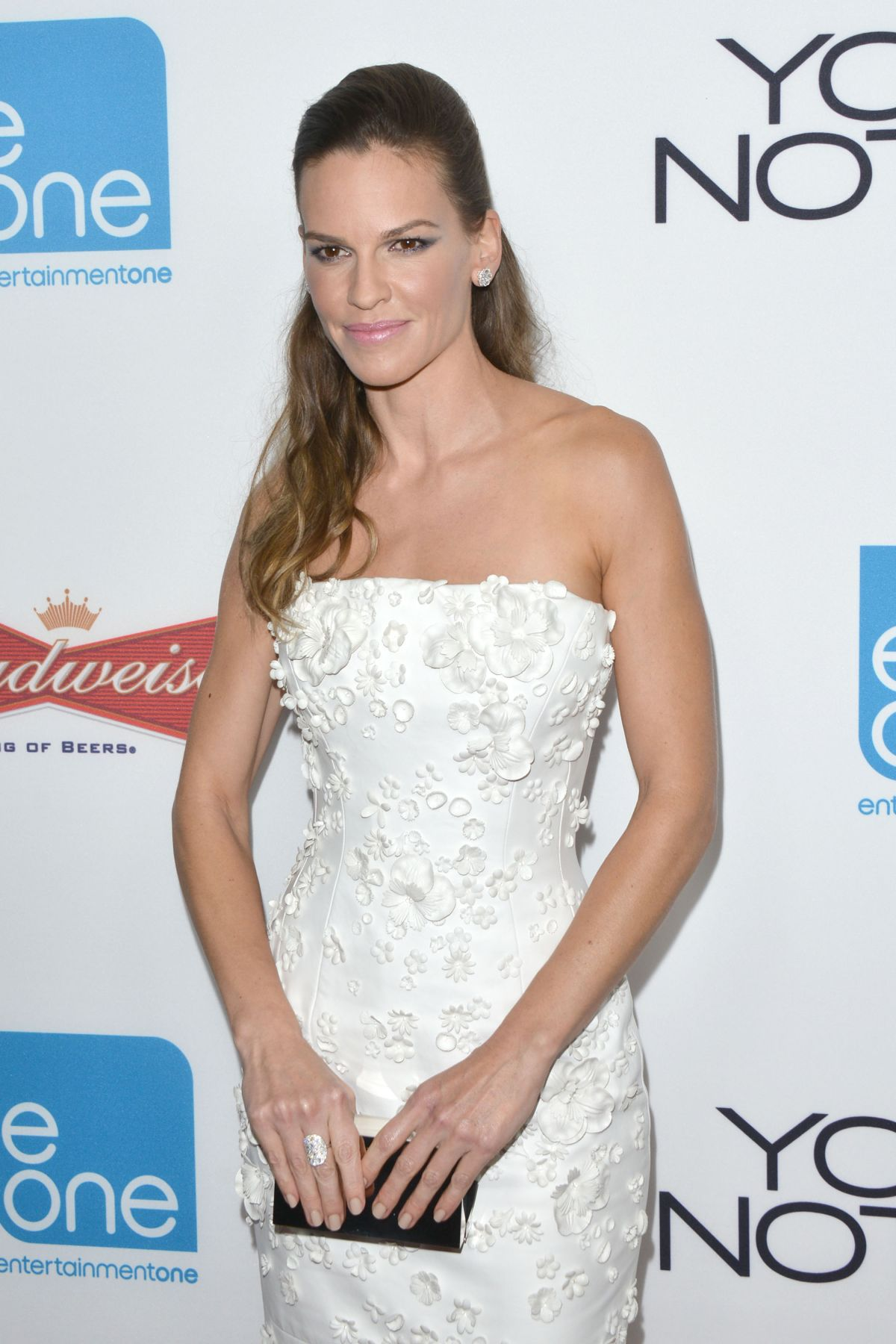 HILARY SWANK at You