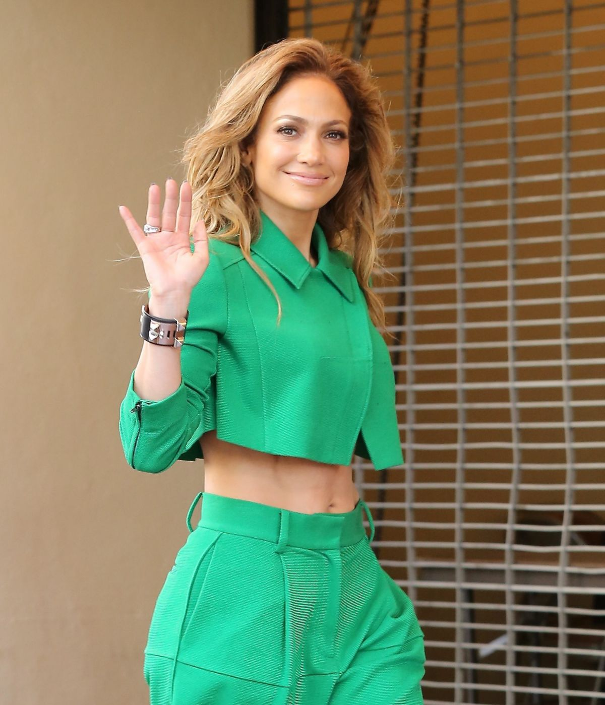 JENNIFER LOPEZ Out and About in Hollywood 2810