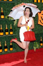 JENNIFER TILLY at Veuve Clicquot Polo Classic 2014 in Los Angeles