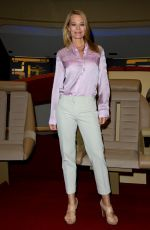 JERI RYAN at Destination Star Trek Event at Excel in London