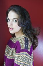 JESSICA BROWN-FINDLAY - Sunday Times Photoshoot