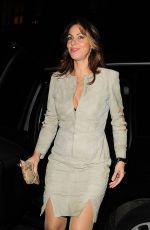 JULIA BRADBURY at Professor Jonathan Shalit's Obey Party in London