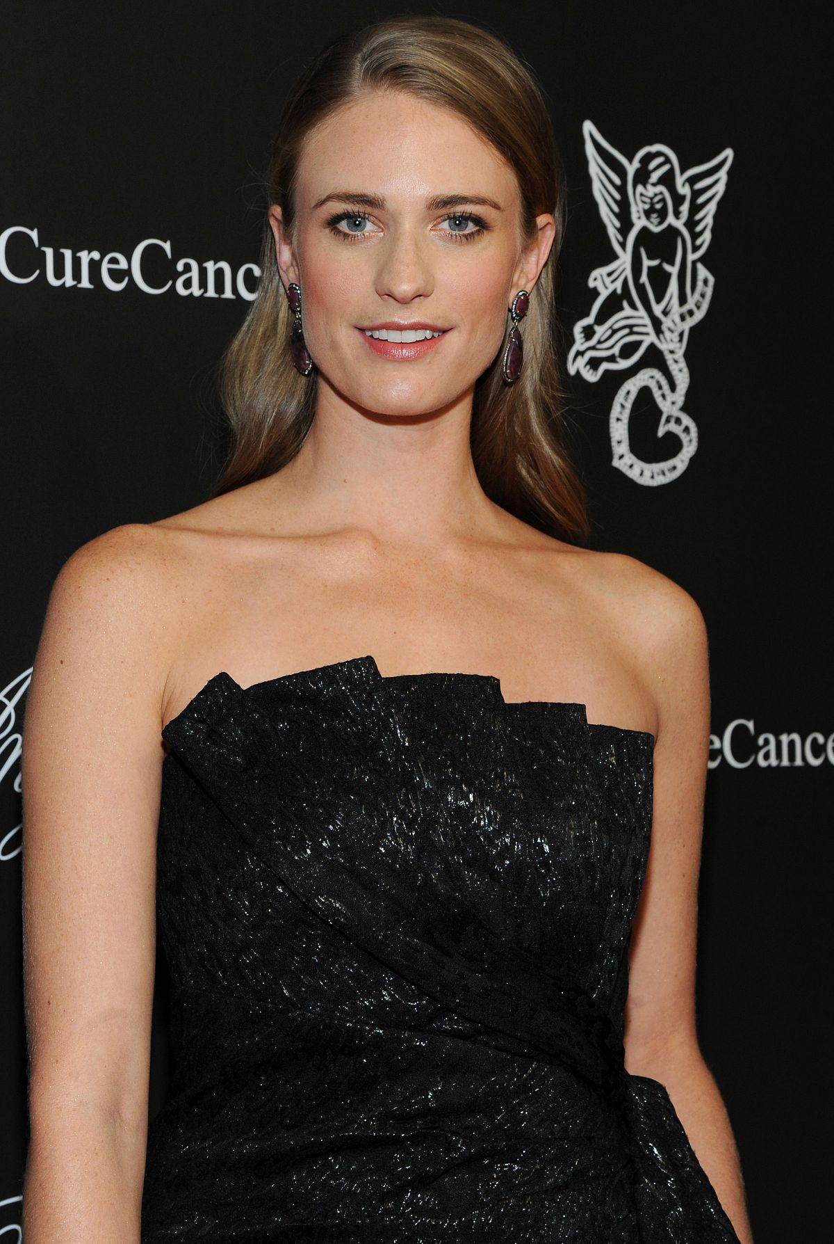 JULIE HENDERSON at Angel Ball 2014 in New York