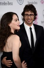 KAT DENNINGS at 2014 Carousel of Hope Ball in Beverly Hills
