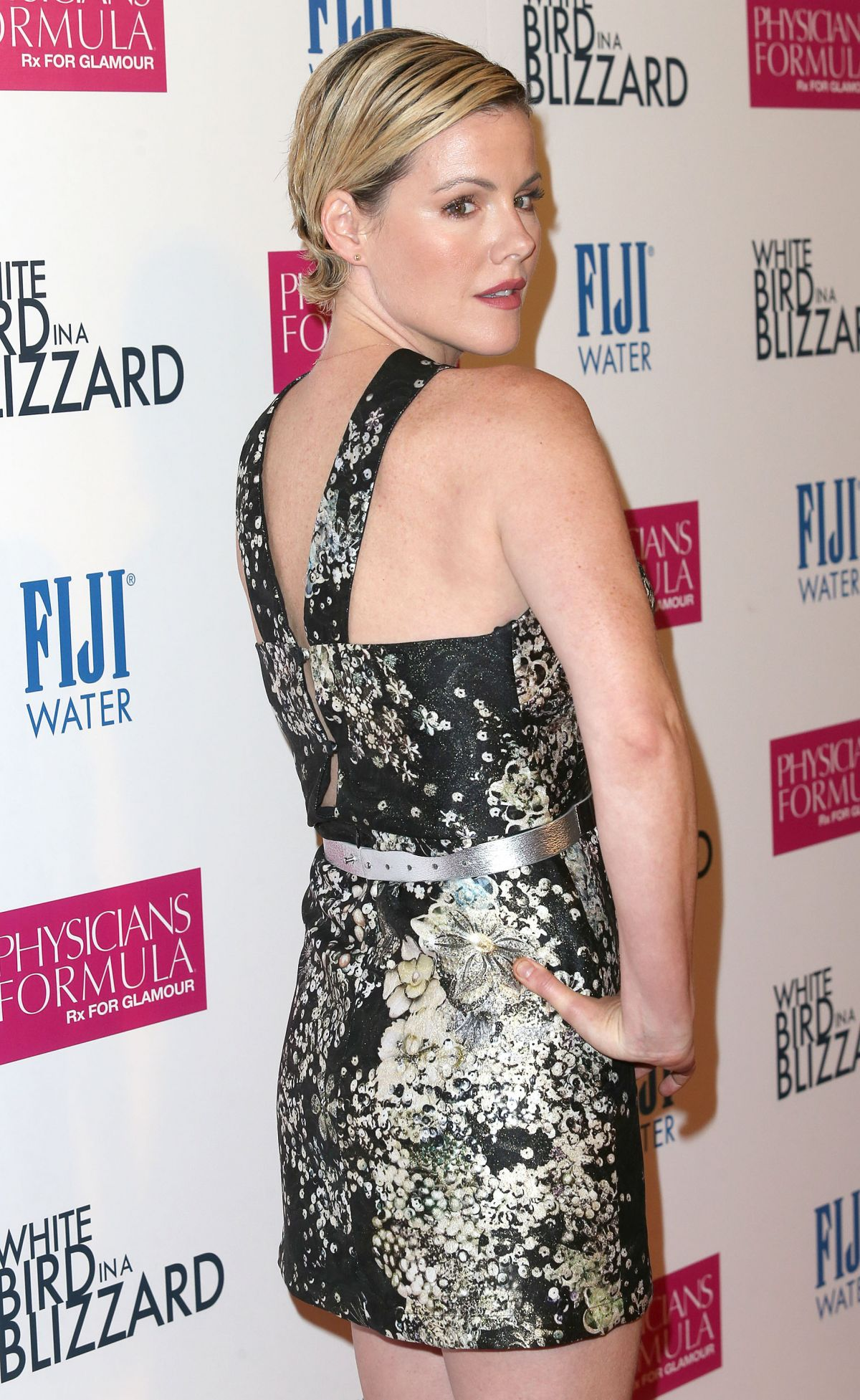 KATHLEEN ROBERTSON at White Bird in a Blizzard Premiere in Los Angeles