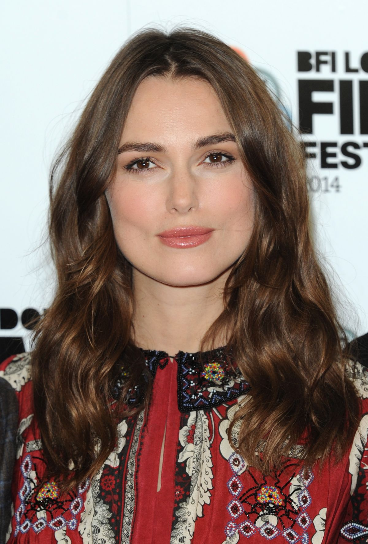 keira knightley at the imitation game photocall in london