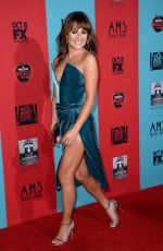 LEA MICHELE at American Horror Story Freak Show Premiere in Hollywood