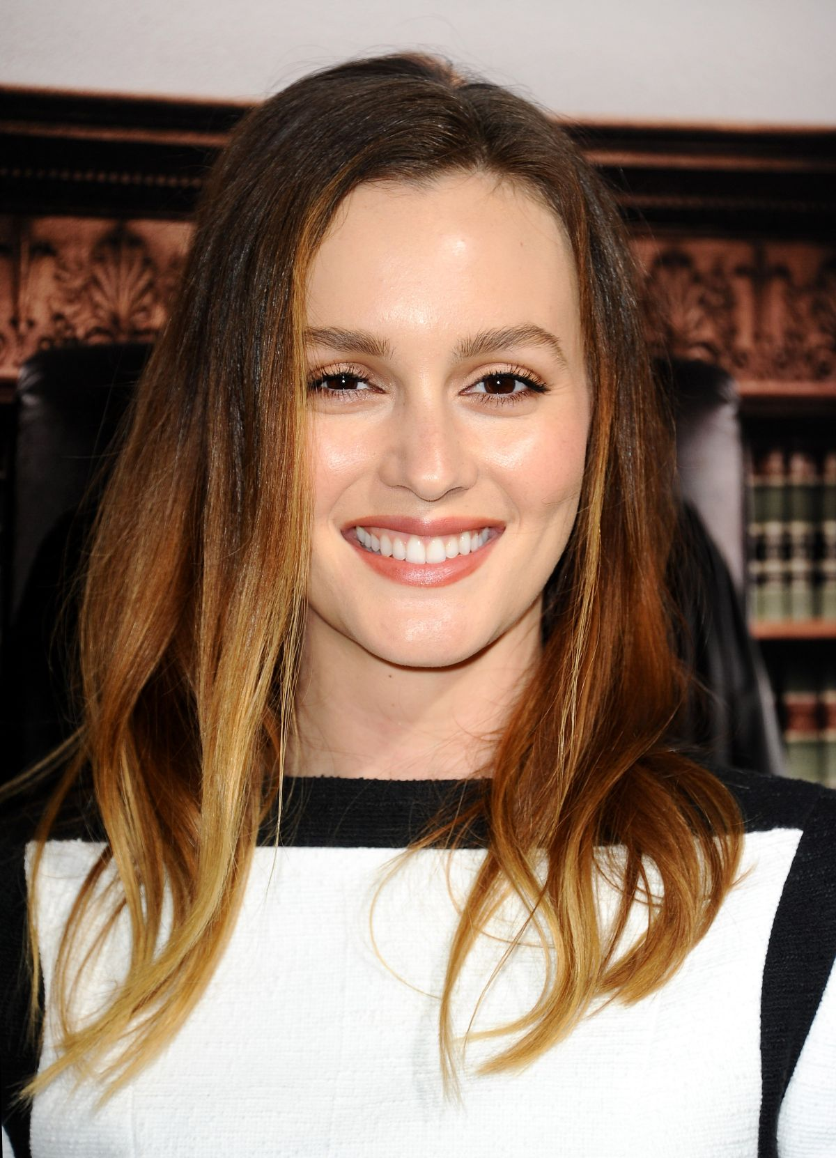 LEIGHTON MEESTER at The Judge Premiere in Los Angeles - HawtCelebs ...