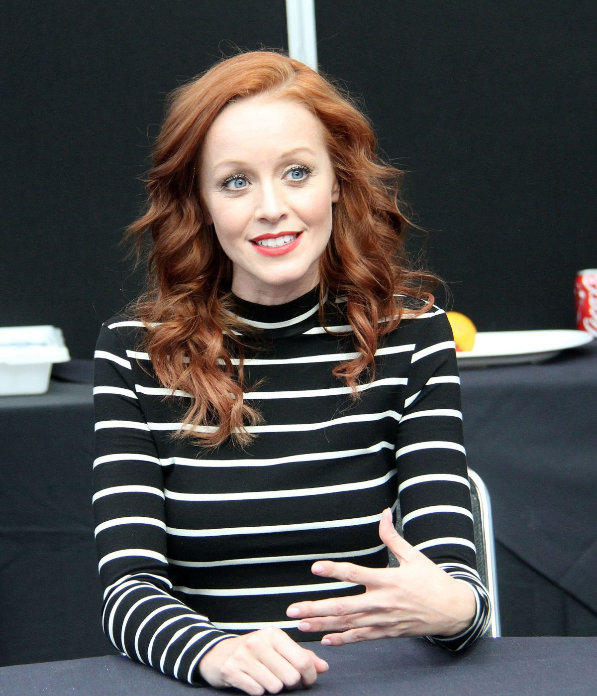 Librarians lindy booth