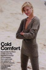 MARTHA HUNT in Lucky Magazine, November 2014 Issue