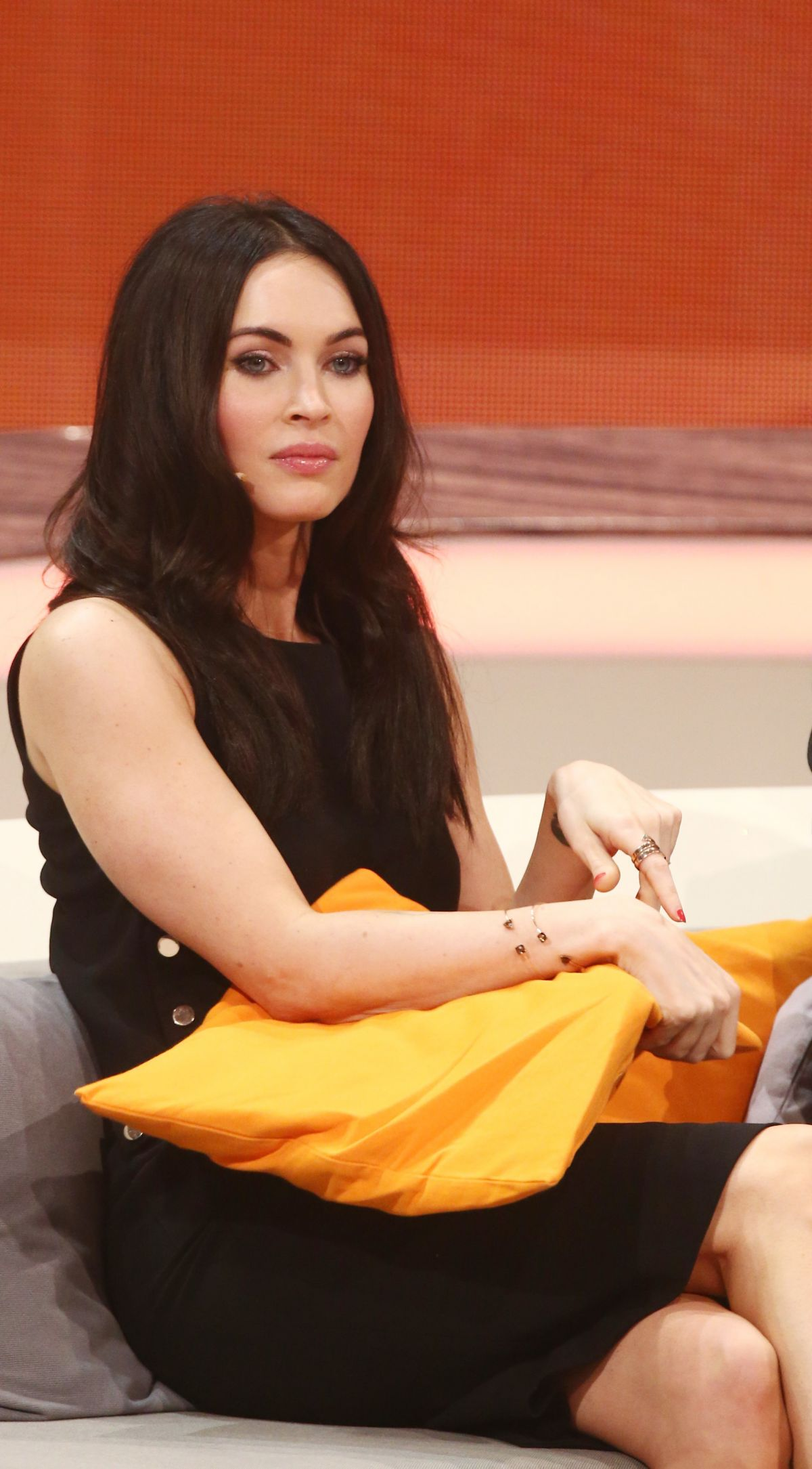 MEGAN FOX at Wetten, Dass..? TV Show in Germany