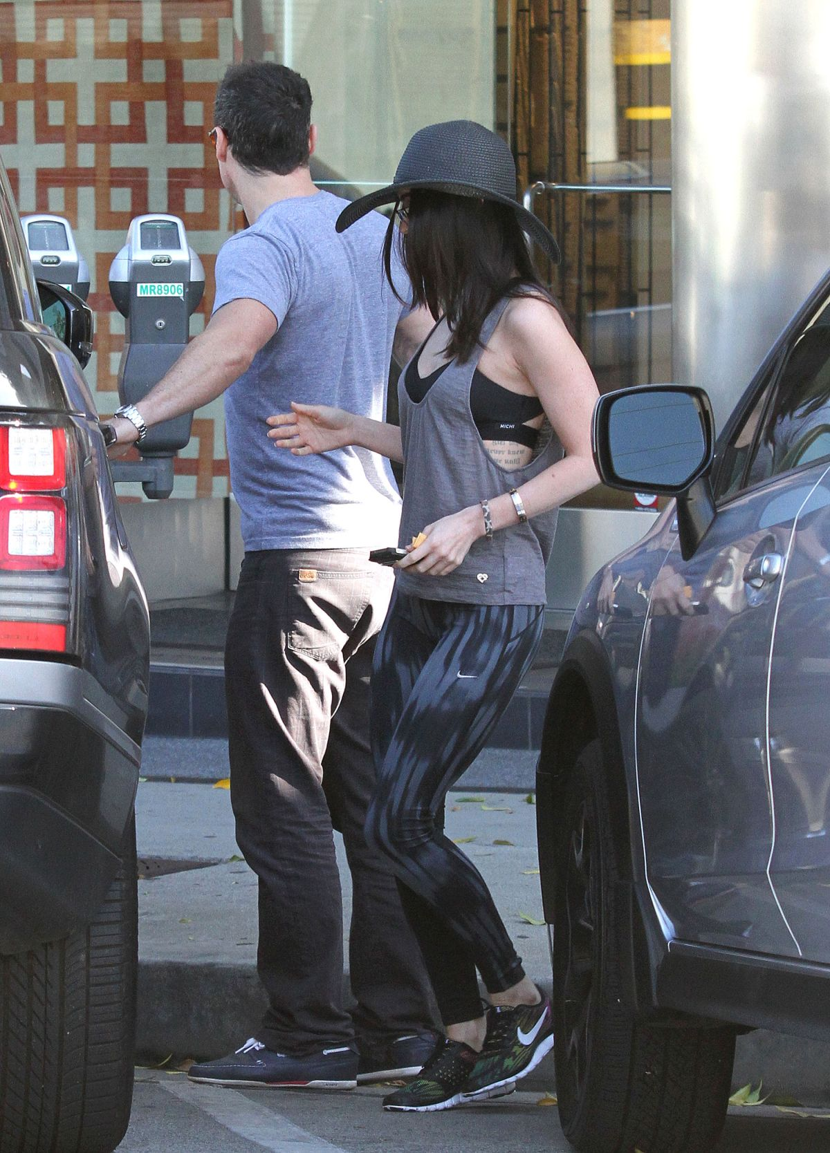 MEGAN FOX Out and About in West Hollywood 0110