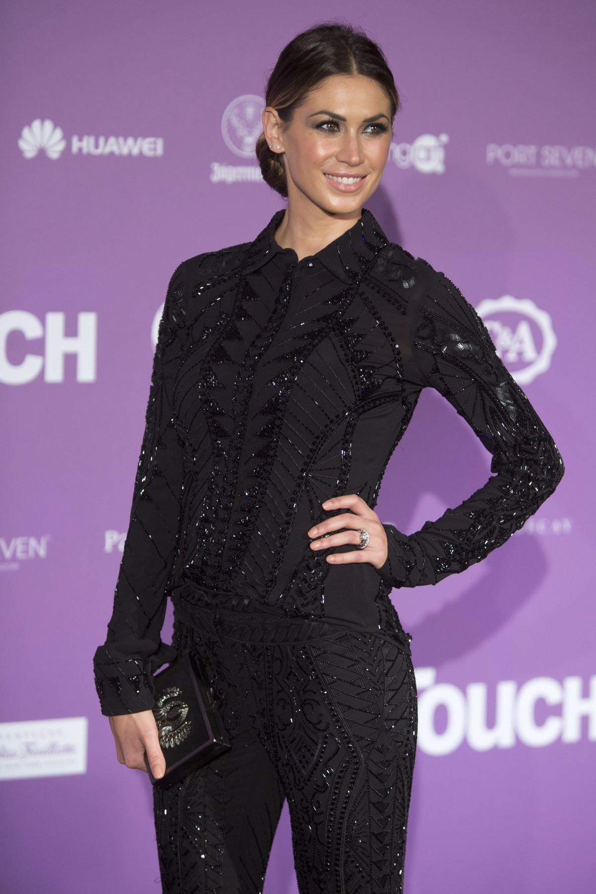 MELISSA SATTA at Intouch Awards 2014 at Port Seven in Dusseldorf