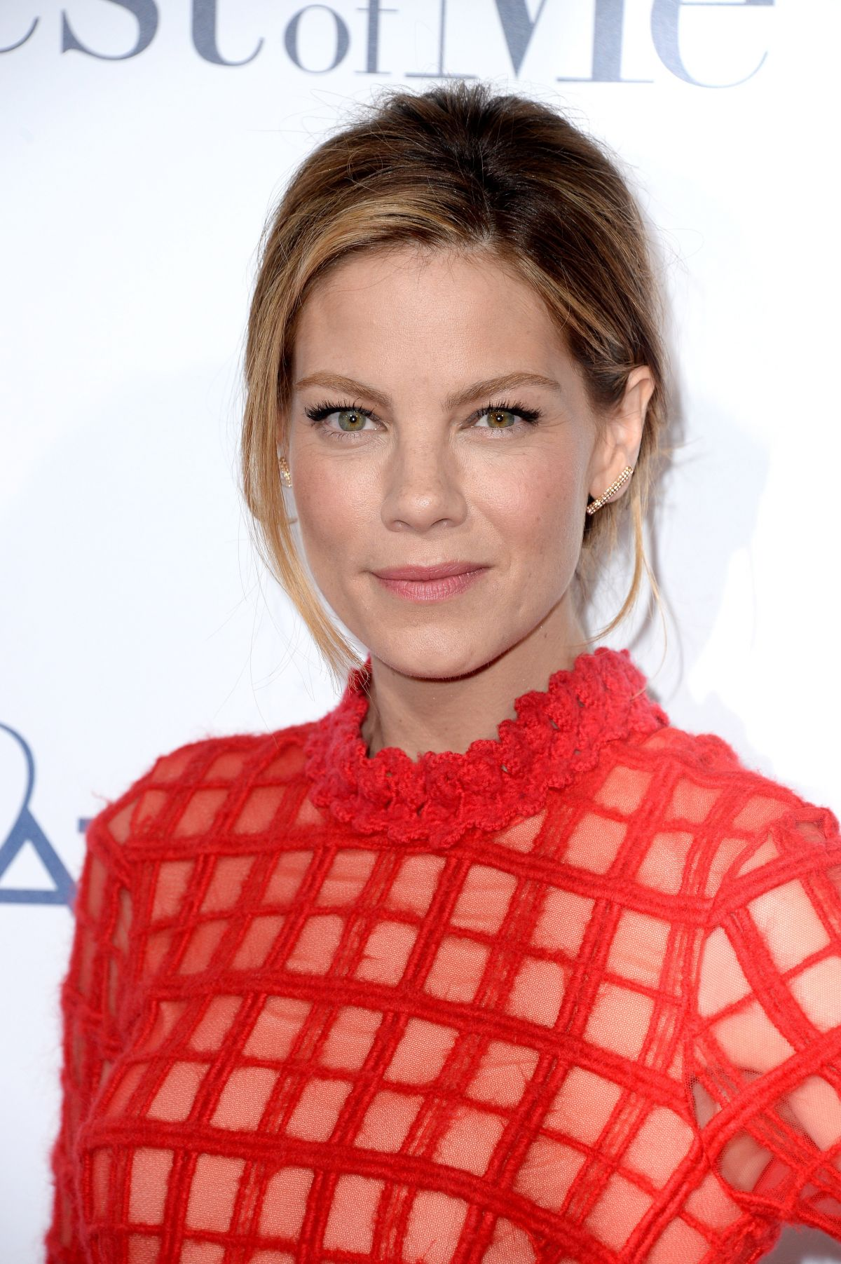 MICHELLE MONAGHAN at The Best of Me Premiere in Los Angeles