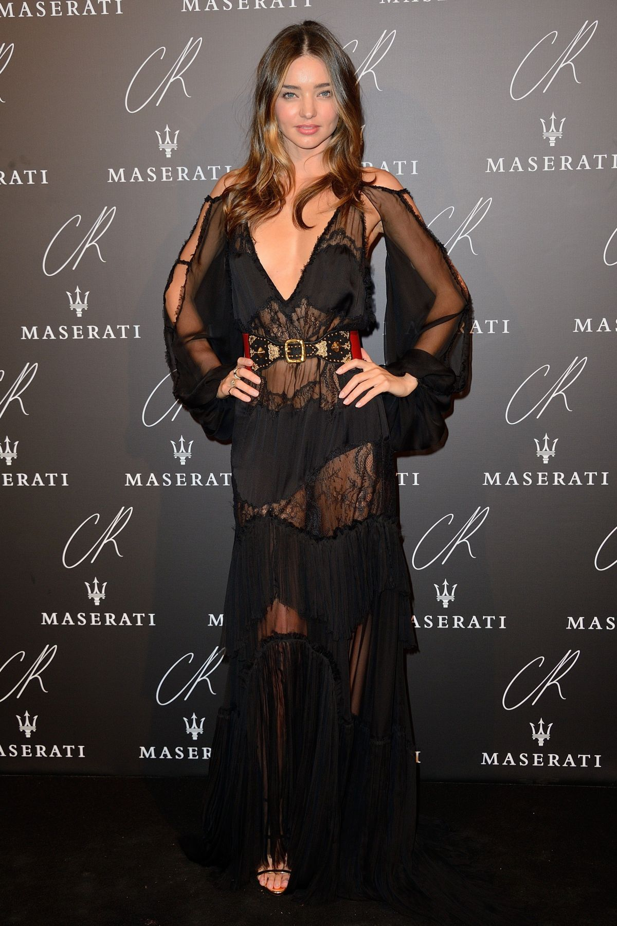 Miranda Kerr At Cr Fashion Book Issue 5 Launch Party In Paris Hawtcelebs Hawtcelebs