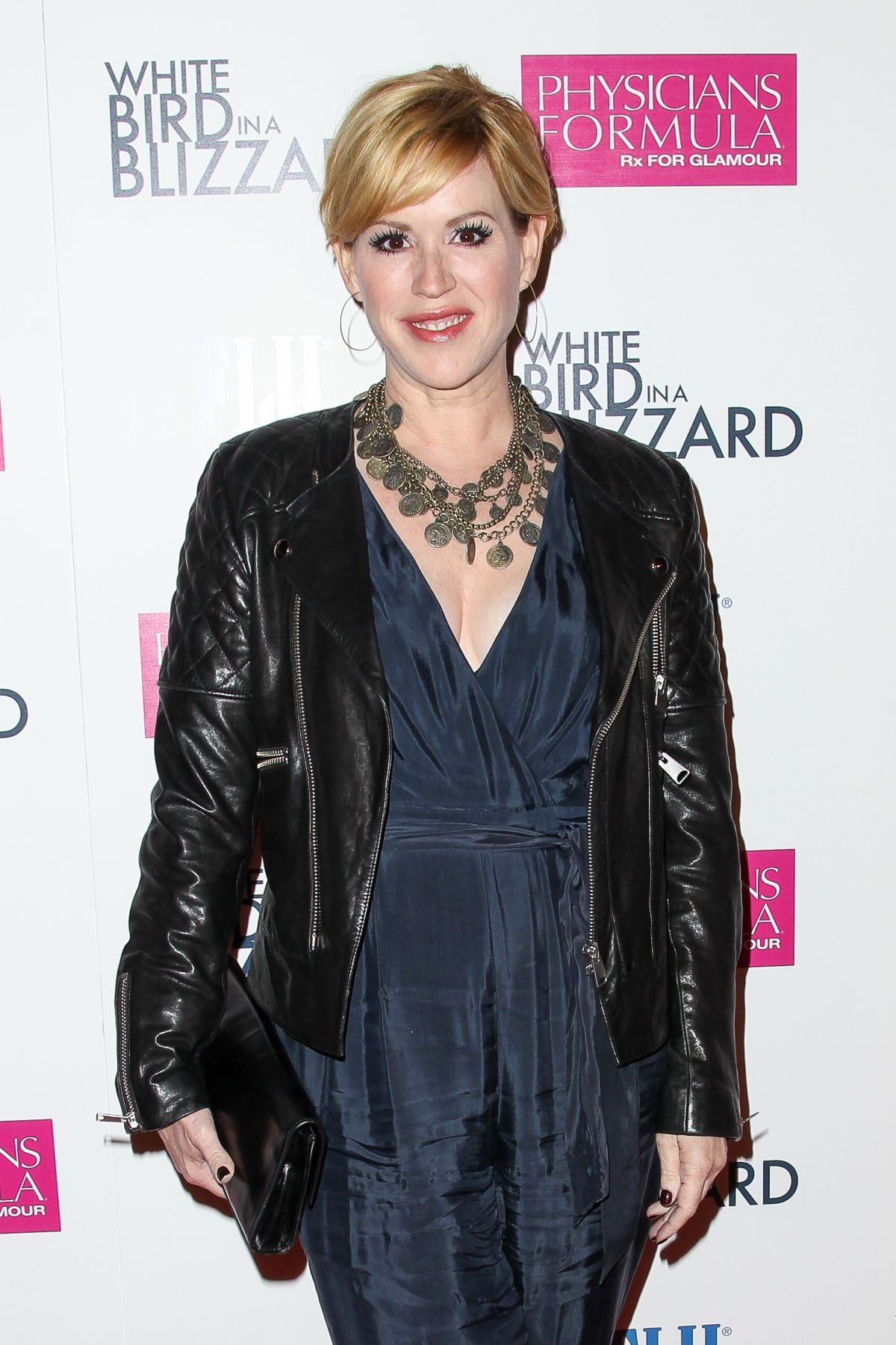 MOLLY RINGWALD at White Bird in a Blizzard Premiere in Los Angeles