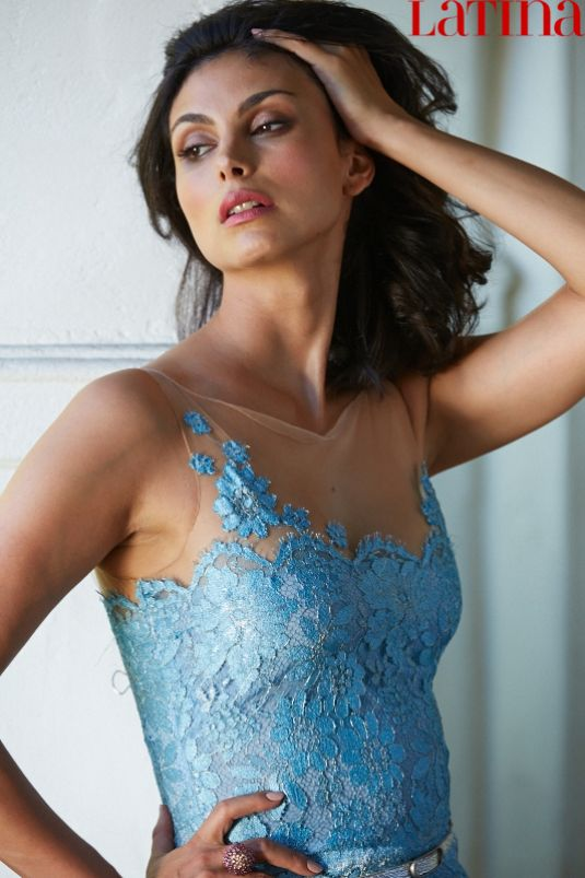 Morena Baccarin In Latina Magazine November Four Issue Hawtcelebs