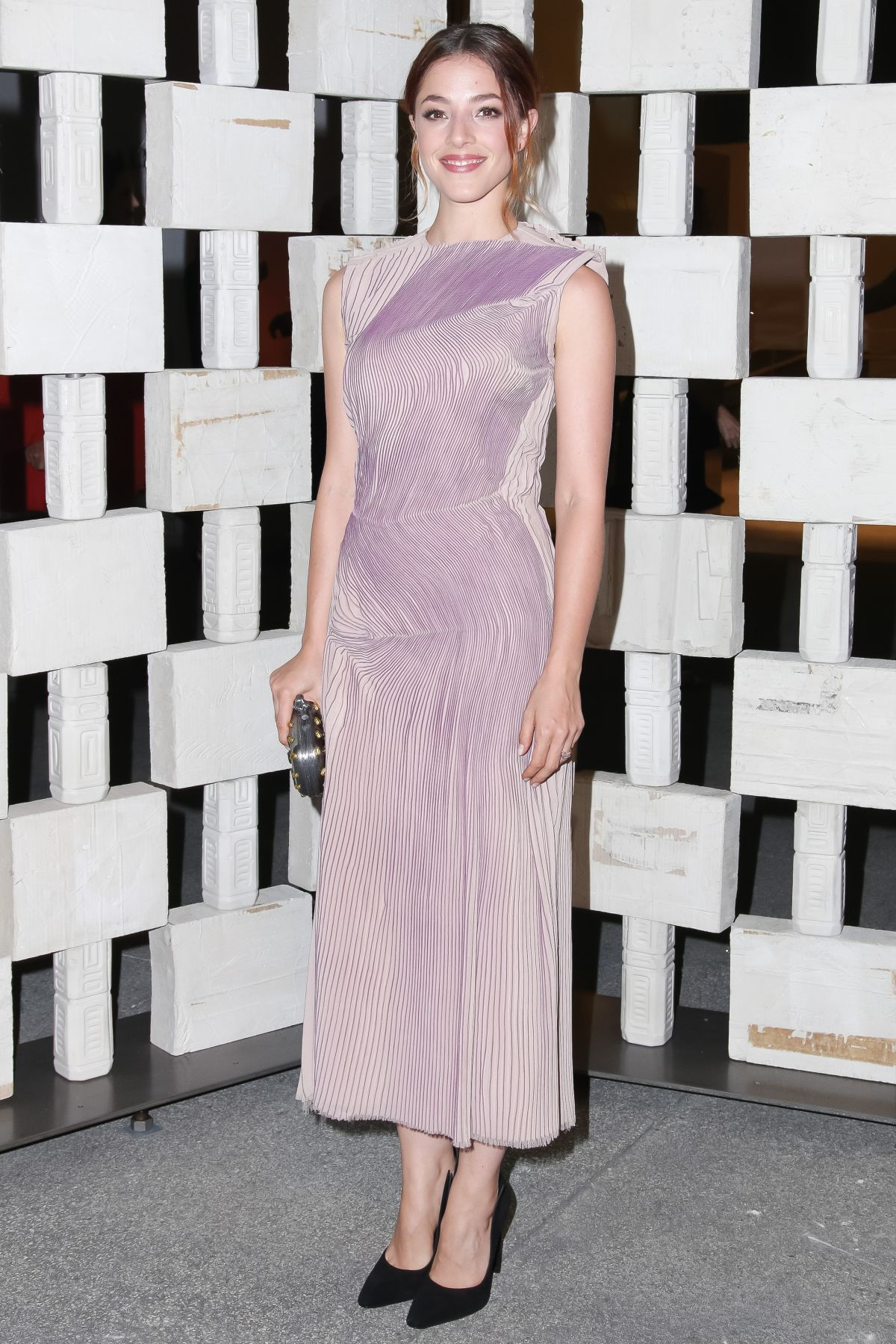 OLIVIA THIRBLY at Hammer Museum's Gala in the Garden in Westwood