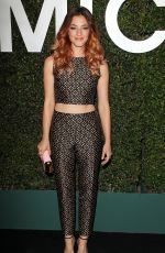 OLIVIA THIRLBY at Michael Kors Launch of Claiborne Swanson Frank