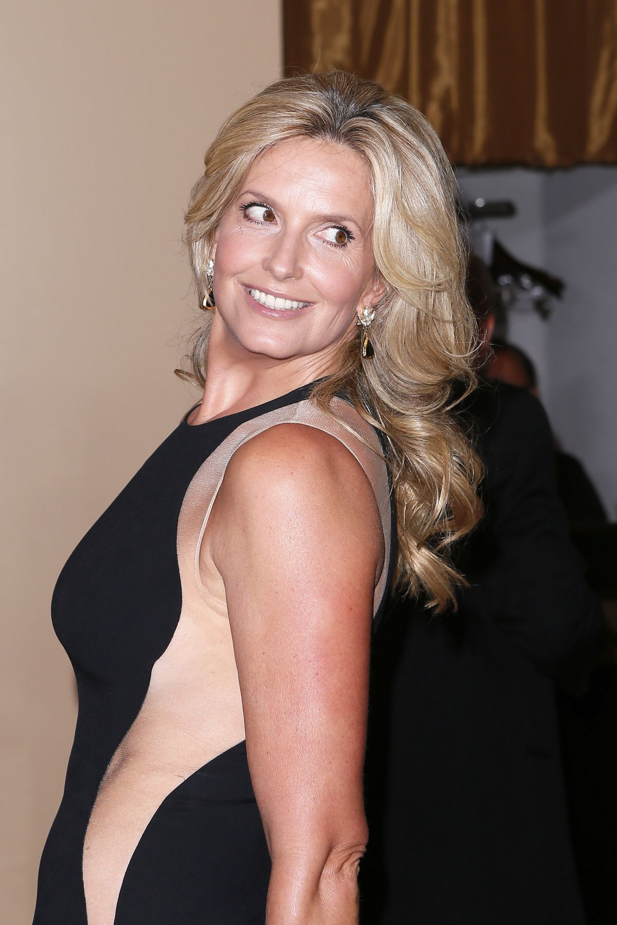 PENNY LANCASTER at 2014 Carousel of Hope Ball in Beverly Hills