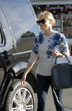 REESE WITHERSPOON in Jeans Out and About in Los Angeles 2210