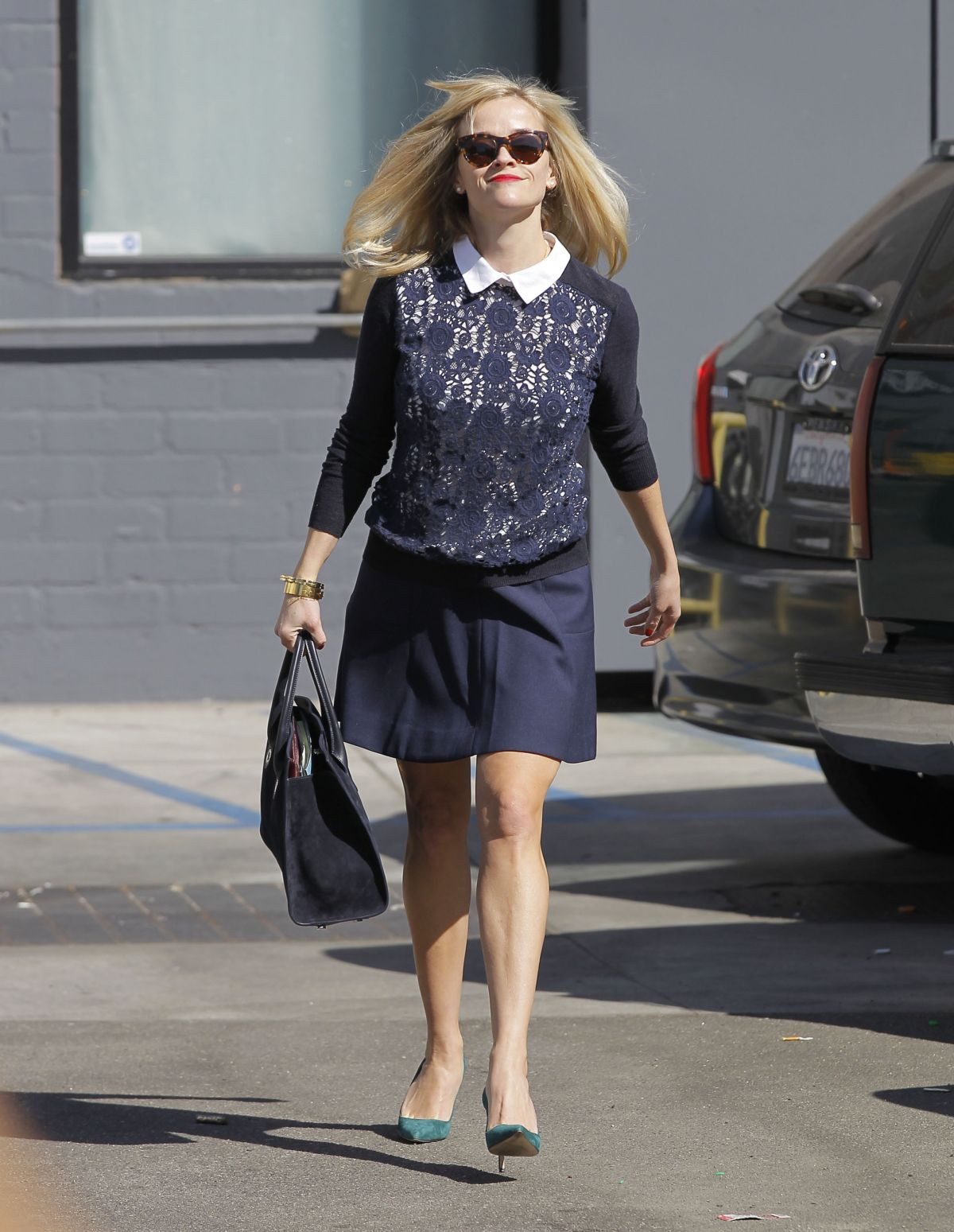 REESE WITHERSPOON Out and About in Beverly Hills 2410