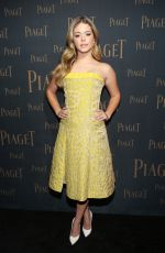 SASHA PIETERSE at Extremely Piaget Launch in Beverly Hills