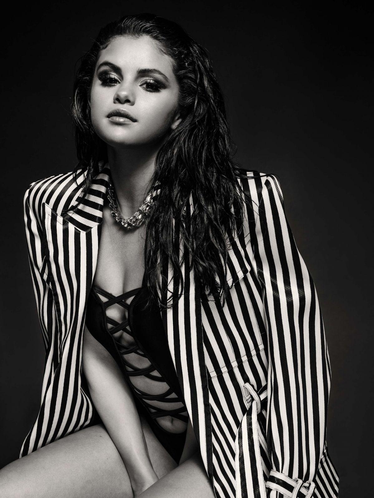 SELENA GOMEZ - Aris Jerome Photoshoot