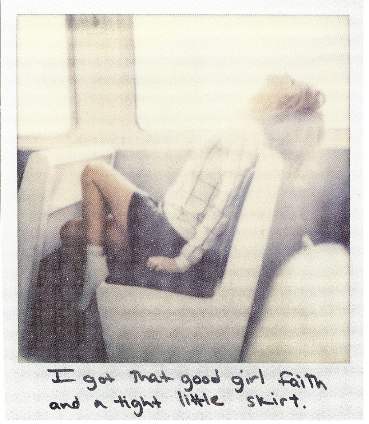 Taylor Swift 1989 Album Polaroids Hawtcelebs