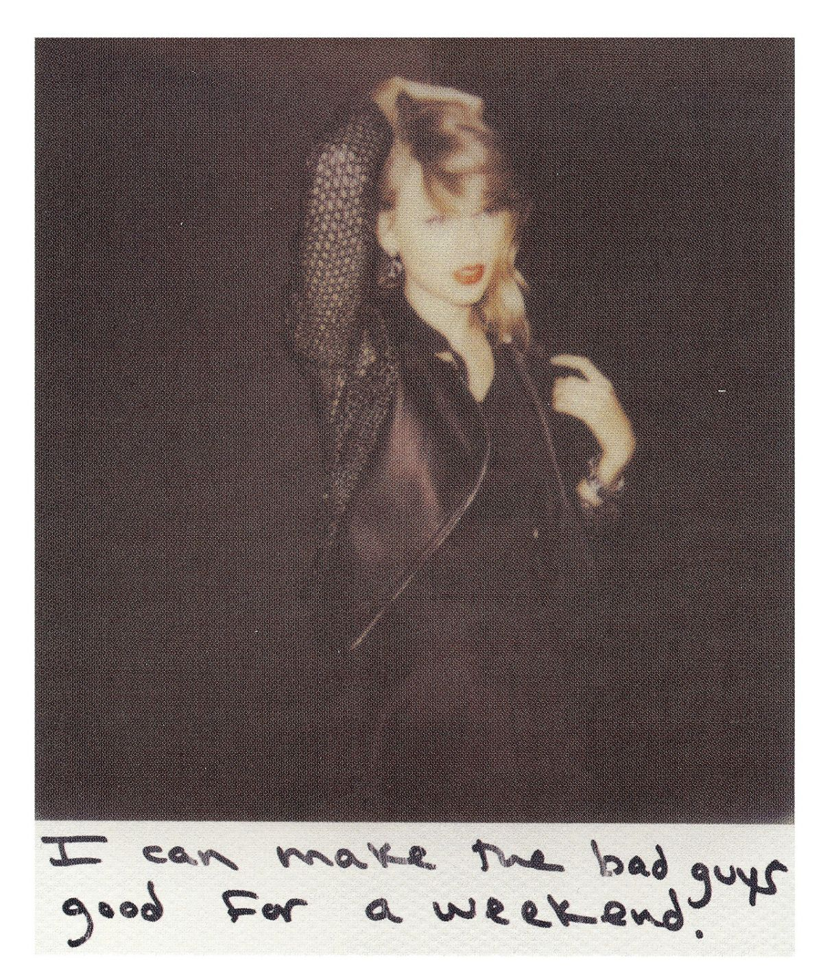 TAYLOR SWIFT – 1989 Album Polaroids - HawtCelebs