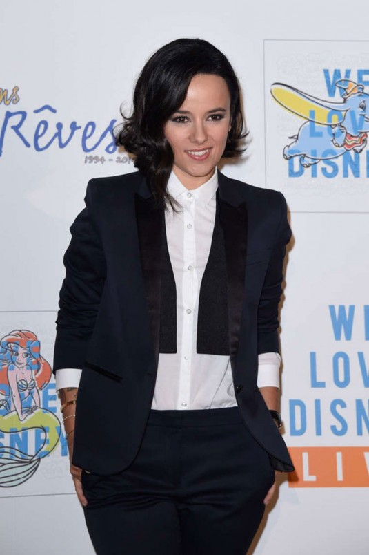 ALIZEE at We love Disney 2 Concert