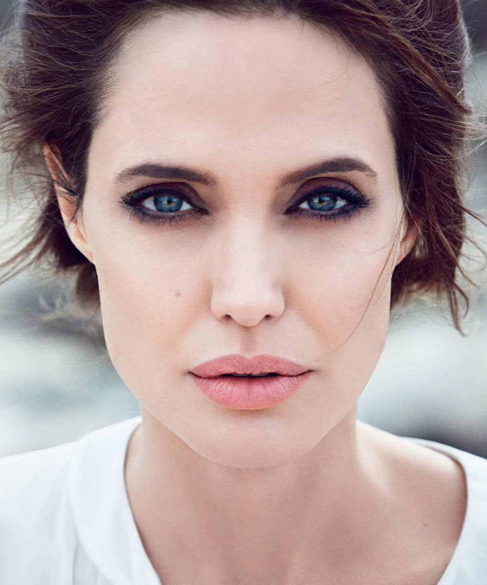 ANGELINA JOLIE - DuJour Magazine Photoshoot - HawtCelebs - HawtCelebs Angelina Jolie
