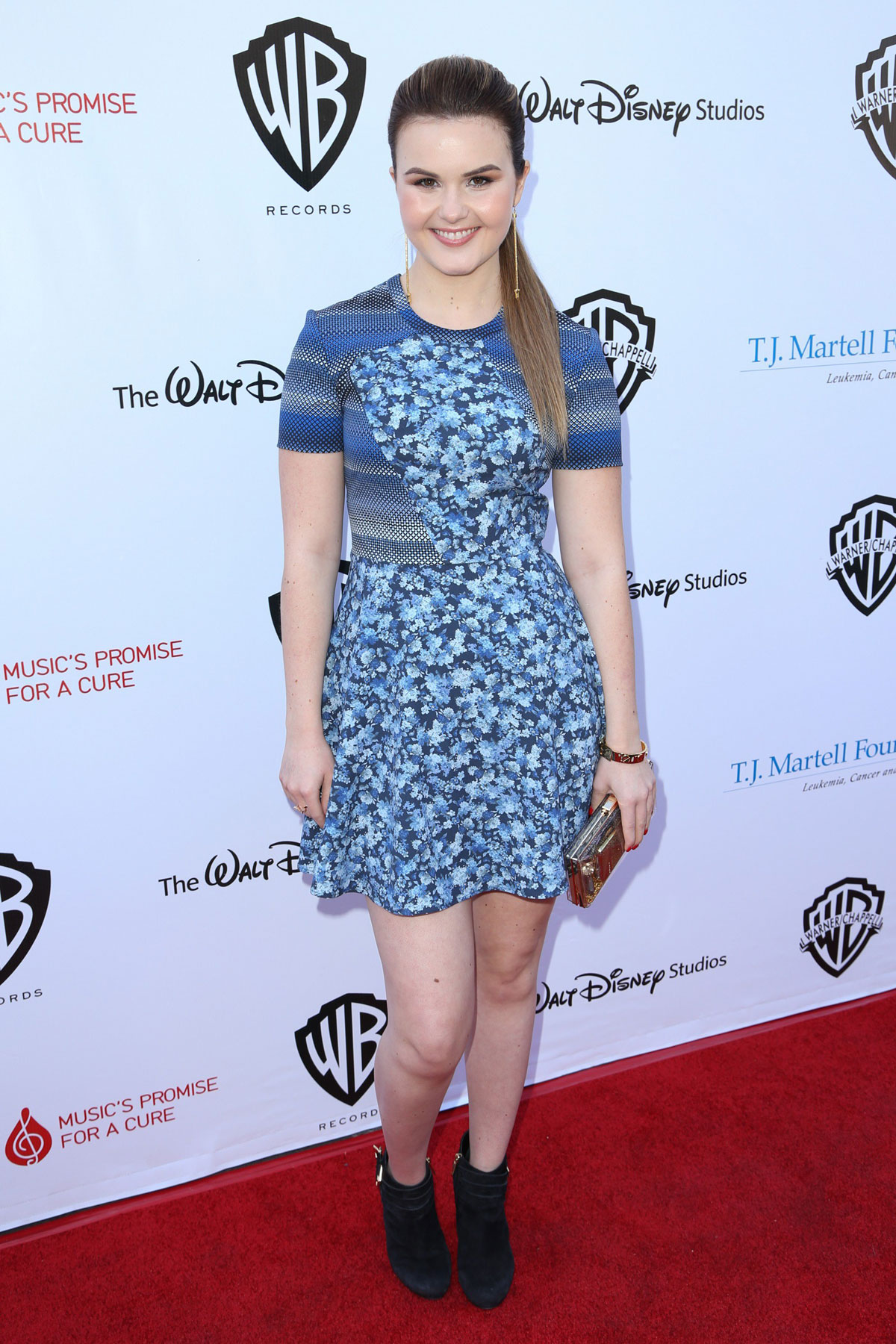 ASHLEE KEATING at T.J. Martell Foundation Family Day in Studio City