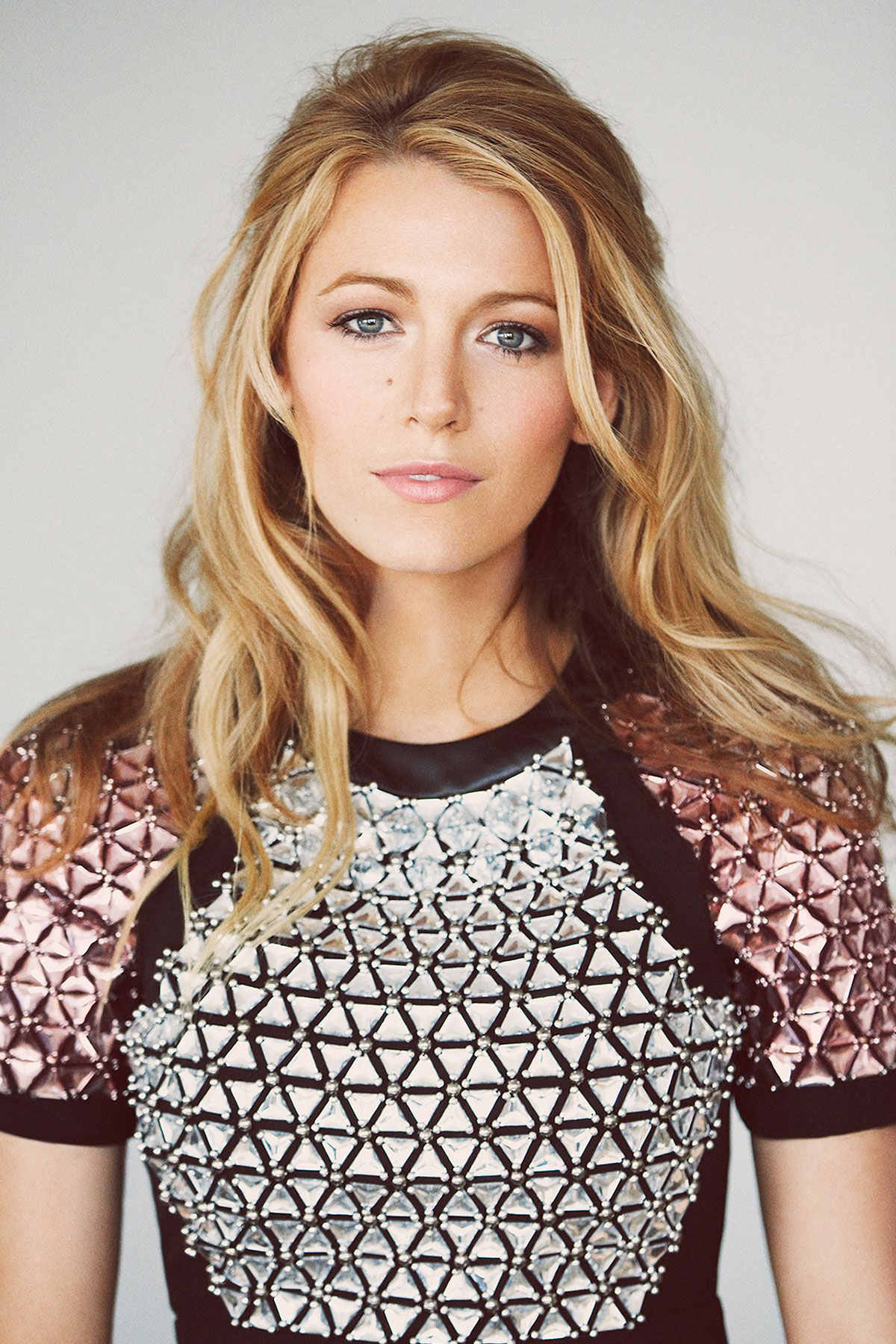 BLAKE LIVELY - Gucci 2014 Photoshoot by Guy Aroch ...