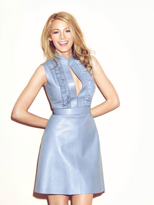 BLAKE LIVELY for Gucci 2014