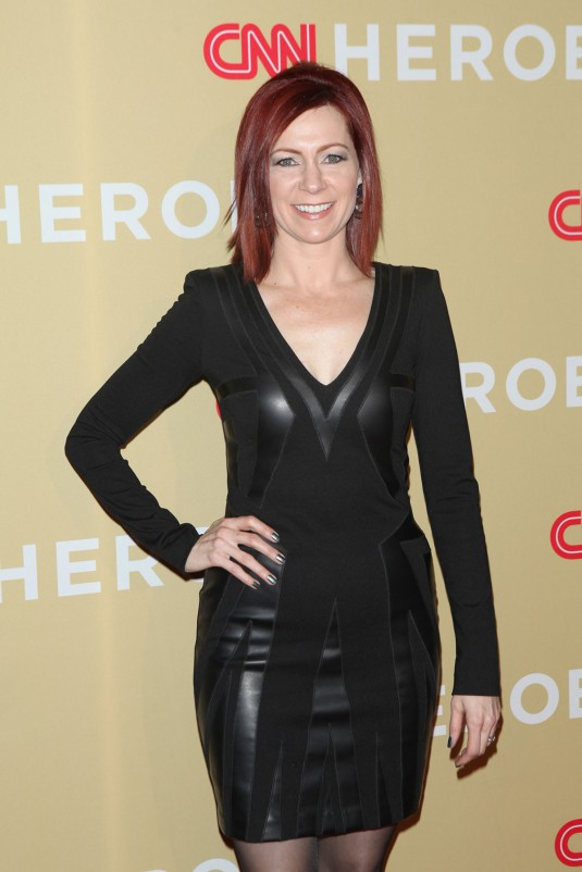 CARRIE PRESTON at 2014 CNN Heroes An All Star Tribute