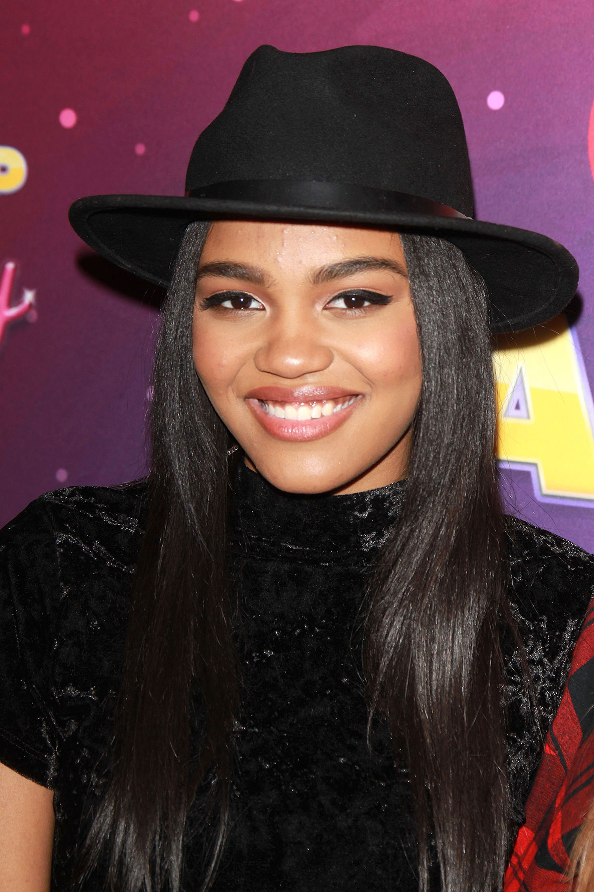 china anne mcclain night is young
