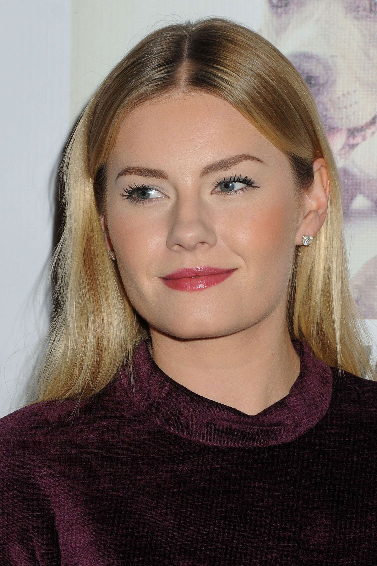 ELISHA CUTHBERT at Stand Up For The Pits Event in West