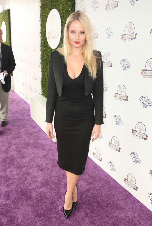GENEVIEVE MORTON at Breeders' Cup World Championships