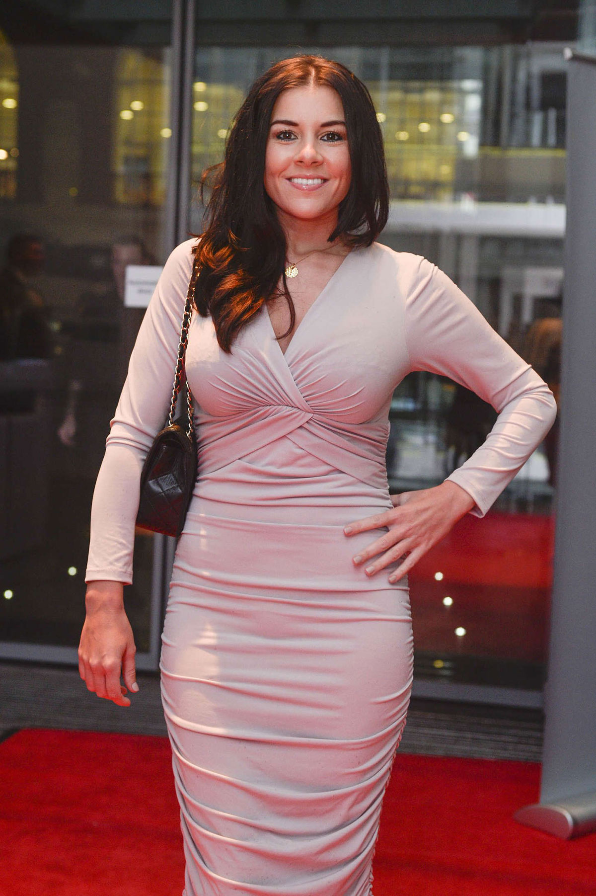 Imogen Thomas At Nightrider 2015 Vip Launch Party In