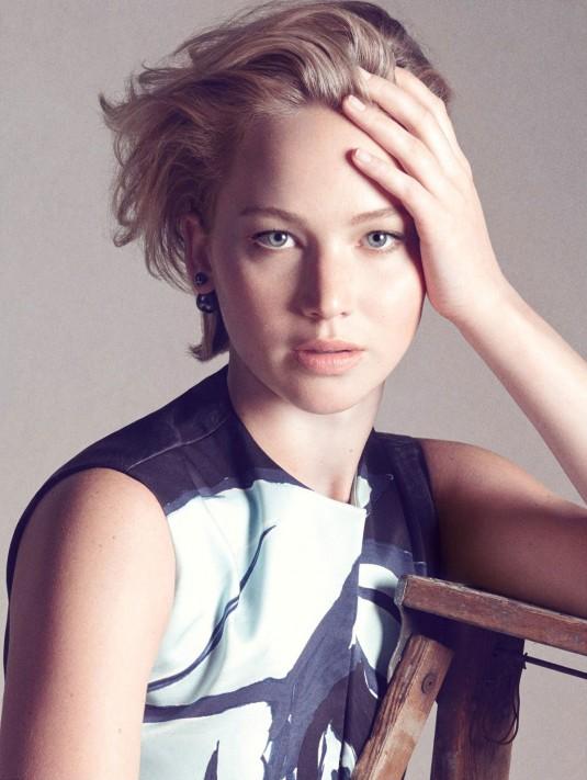 JENNIFER LAWRENCE - New Dior Promos