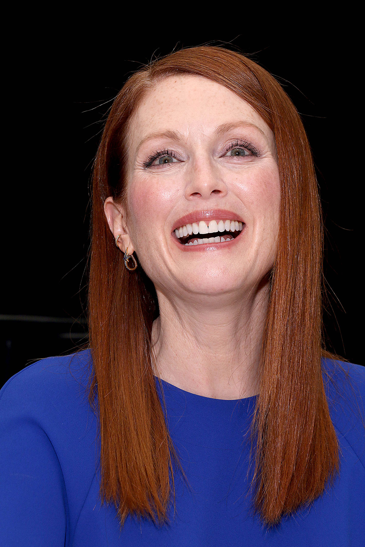JULIANNE MOORE at The Hunger Games: Mockingjay Part 1 ...